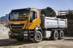 Iveco Stralis X-WAY 460 6x4 Tipper 2017 года
