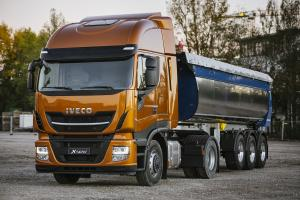 Iveco Stralis X-WAY 480 4x2 Tractor