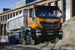 Iveco Stralis X-WAY 480 8x4 Tipper 2017 года