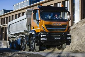 2017 Iveco Stralis X-WAY 480 8x4 Tipper
