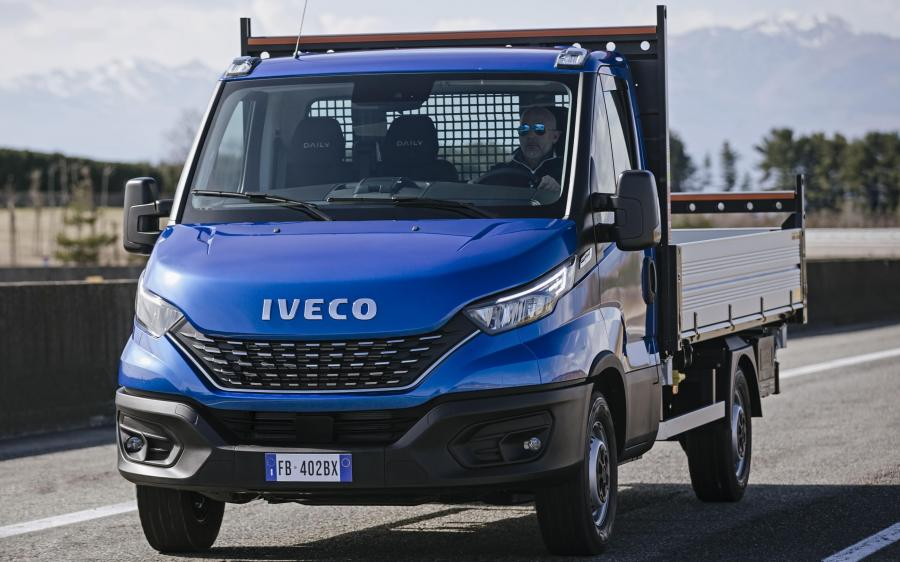 Iveco Daily 35 Chassis Cab '2019