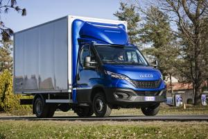 2019 Iveco Daily 72 Chassis Cab