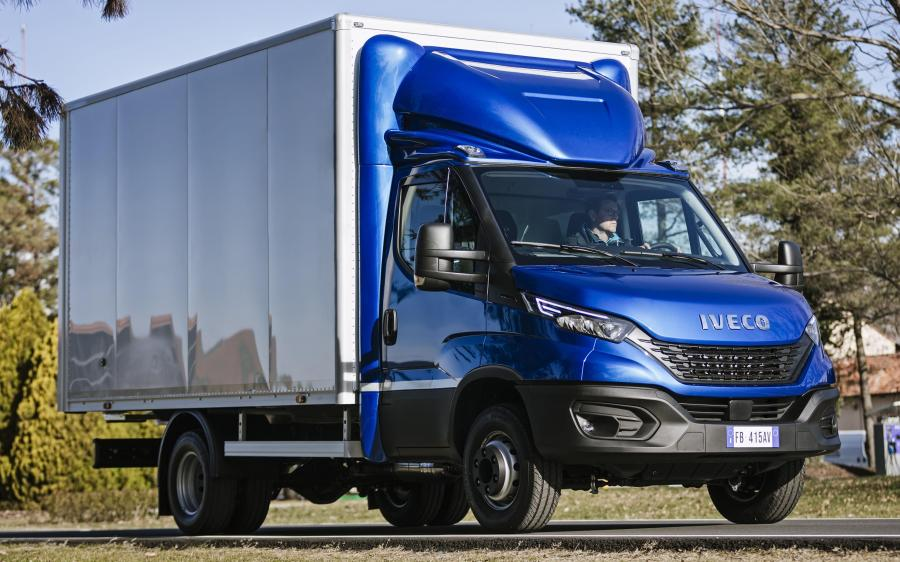Iveco Daily 72 Chassis Cab '2019
