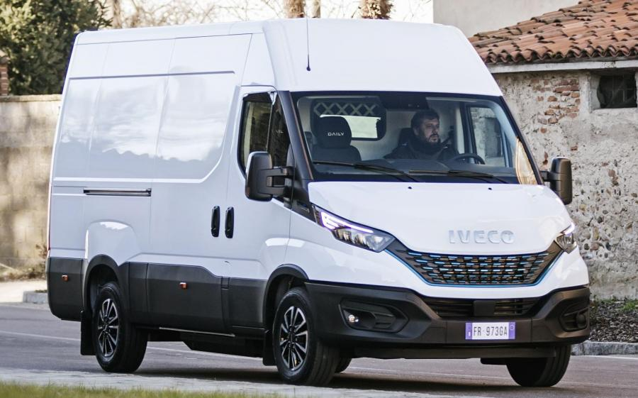 Iveco Daily Electric Van '2019