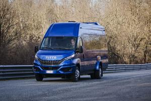 2019 Iveco Daily Tourys