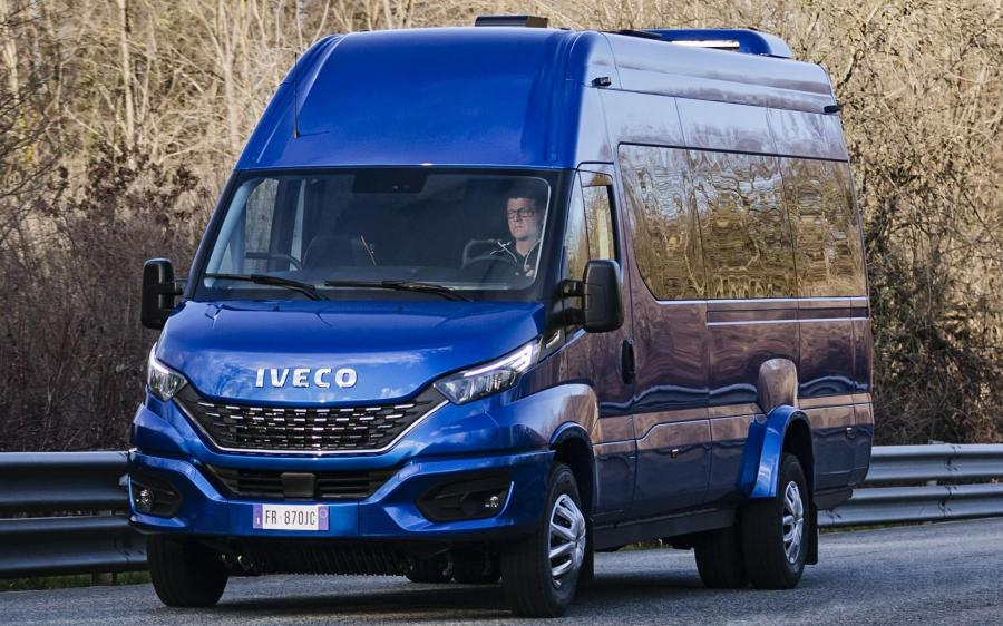 Iveco Daily Tourys '2019