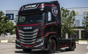 2019 Iveco S-WAY Fit Cab Concept