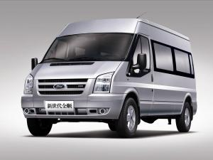 JMC Ford Transit SWB High Roof 2009 года
