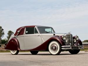 1948 Jaguar Mark V Drophead Coupe