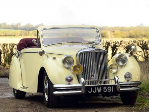 1949 Jaguar Mark V 3½-Litre Drophead Coupe