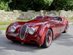 Jaguar XK120 LT2 Alloy Roadster 1950 года