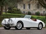 Jaguar XK120 Roadster 1950 года