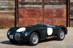 1951 Jaguar C-Type Recreation