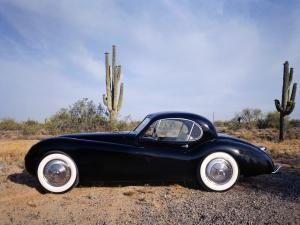 Jaguar XK120 MC Fixed Head Coupe 1951 года