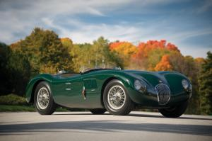 Jaguar C-Type 1952 года