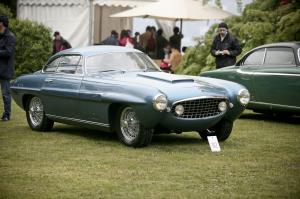 Jaguar XK120 Ghia Supersonic Coupe 1952 года