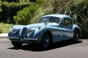 1953 Jaguar XK120 Fixed Head Coupe