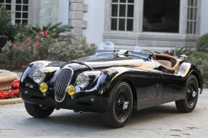 Jaguar XK120 SE Roadster 1954 года