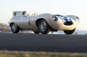 1956 Jaguar D-Type Sports Racer