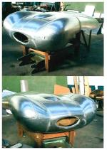 Jaguar XKSS Re-Creation by Tempero 1957 года
