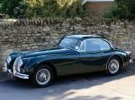 Jaguar XK150 Fixed Head Coupe 1958 года