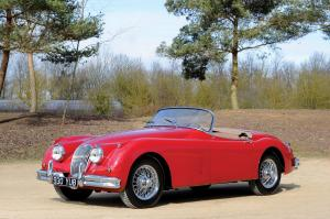 1958 Jaguar XK150 S Roadster