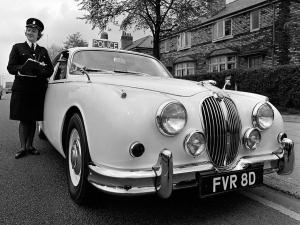 Jaguar Mark 2 Police 1959 года