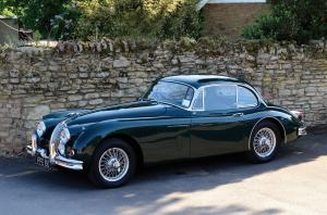 1960 Jaguar XK150 S 3.8 Fixed Head Coupe
