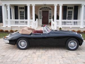 1960 Jaguar XK150 S Drop Head Coupe