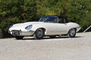 1961 Jaguar E-Type 3.8 Roadster (Series I)