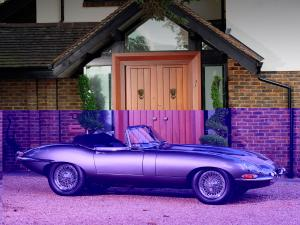 Jaguar E-Type Open Two Seater (Series I) 1961 года