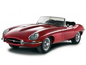 Jaguar E-Type Fixed Head Coupe 2 + 2 1961 года (UK)