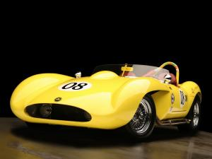 1961 Jaguar Old Yeller Mk VIII