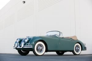 1961 Jaguar XK150 3.8 Roadster