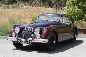 1961 Jaguar XK150 S 3.8 Fixed Head Coupe