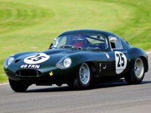 Jaguar E-Type Low-Drag Coupe (Series I) 1962 года