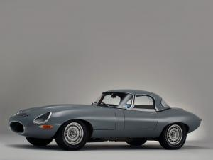 1964 Jaguar E-Type Lightweight Roadster (Series I)