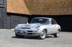 Jaguar E-Type Coombs GT 1965 года