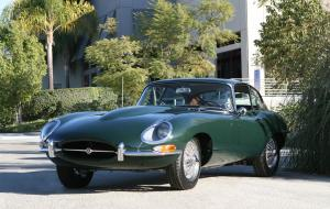 1965 Jaguar E-Type Fixed Head Coupe (Series I)