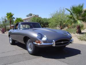1967 Jaguar E-Type 4.2 Roadster (Series I)