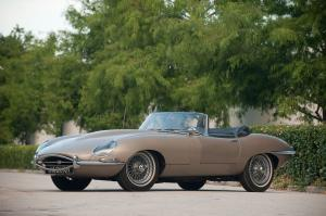 Jaguar E-Type Roadster (Series II) 1967 года
