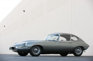 Jaguar E-Type 5 4 2L 2+2 Coupe (Series I) 1968 года