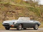 Jaguar E-Type Open Two Seater (Series II) 1968 года (UK)