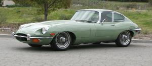 Jaguar E-Type (Series II) 4.2 Coupe 1969 года