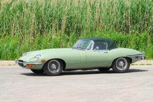 Jaguar E-Type (Series II) 4.2 Roadster 1969 года