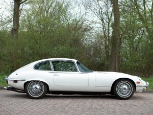 Jaguar E-Type V12 Fixed Head Coupe (Series III) 1971 года (US)