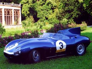 1974 Jaguar D-Type by Lynx