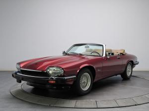 Jaguar XJ-S Convertible 1975 года