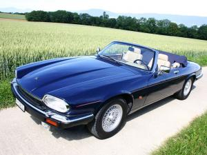 1988 Jaguar XJ-S Convertible