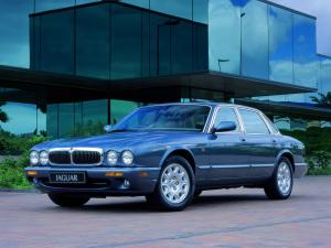Jaguar XJ Executive 1997 года